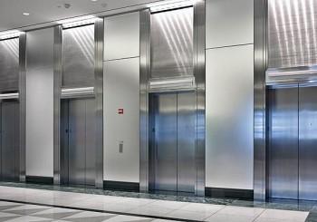 Conferindo a segurança do elevador